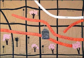 """?? Jessie Homer French Homer Handling Corp. ?? """"CAPITOL RECORDS BUILDING"""" explores fault lines in the Hollywood area."""