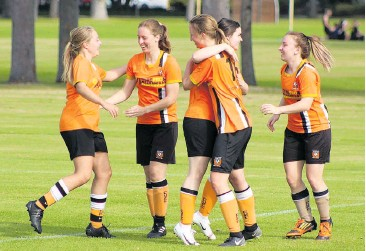 ??  ?? Curtin University Football Club is holding trials as it prepares to join a top flight competition.