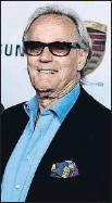 ?? JORDAN STRAUSS / GTRES ?? Peter Fonda