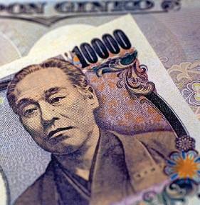 ??  ?? Sichere Häfen wie der japanische Yen sind derzeit überhaupt nicht gefragt.