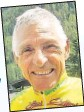 ??  ?? Auch Rad-Legende Franceso Moser ist beim Weltcup in Lienz live dabei.