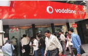 ??  ?? Disagreeing with the stance of Vodafone, the judge on Monday allowed Trai to proceed