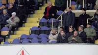 ??  ?? Assente Renzi diserta lo stadio, poltrone vuote in tribuna autorità