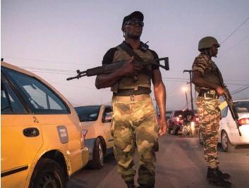 ?? DR ?? Amnistia Internacional pede solução urgente e pacífica para o conflito camaronês