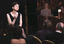 """??  ?? This image released by Roadside Attractions shows Renee Zellweger as Judy Garland in a scene from """"Judy."""" On Monday, Zellweger was nominated for an Oscar for best actress for her role in the film."""