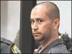 ??  ?? George Zimmerman at court. By Gary W. Green, Orlando Sentinel