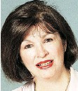 ?? EDMONTON JOURNAL/ FILE ?? Food editor and reviewer Judy Schultz was banned from a restaurant in 1982.