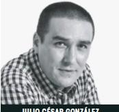 "??  ?? JULIO CÉSAR GONZÁLEZ ""MATADOR"""