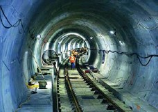 ?? KEITH BEATY/TORONTO STAR FILE PHOTO ?? After more than 30 years, the subway extension opens today.