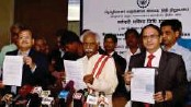 """??  ?? Minister of Labour and Employment Bandaru Dattatreya at the launch of """"Complaint Analysis and Monitoring System"""" of Employees' Provident Fund Organisation, in Chennai on Tuesday. PTI"""