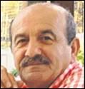 ??  ?? Mehmet Ozel, founder of the Ozgur Restaurant