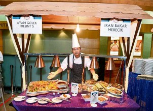 ??  ?? Pot&Pan Restaurant will serve tantalising local and Asian favourites from Thailand and the Middle East.