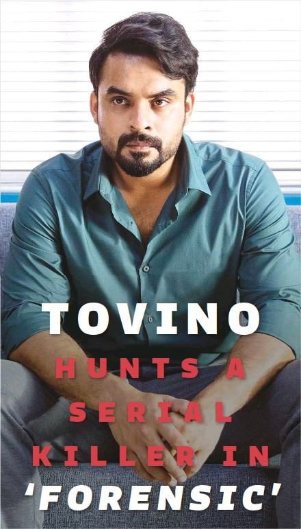 Pressreader Gulf News 2020 03 06 Why Tovino Thomas Thinks His Latest Movie Forensic Isa Huge Hit