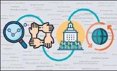 ??  ?? GOBIERNO ABIERTO. Aboga por un aumento del acceso a la información y la rendición de cuentas.