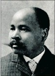 ??  ?? STATESMAN: John Dube, a founding member and first president of the ANC.