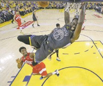 ?? TONY AVELAR/ASSOCIATED PRESS FILE PHOTO ?? The Warriors and Draymond Green have agreed on a four-year extension worth $100 million.