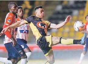 ??  ?? El cuadro pirata tiene fecha para soñar con el pase a la final de la Sudamericana.