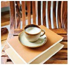 ??  ?? COFFEE AND CREAM The functional and stylish planner comes in two colors