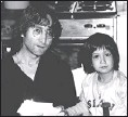 ?? HANDOUT PHOTO ?? The last thing John Lennon said was that he wanted to see his son, Sean, shown with his father in this undated photo.