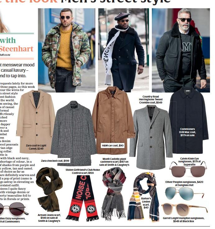 Pressreader The Dominion Post 2018 07 18 Get The Look Men S