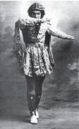 ??  ?? Vaslav Nijinski.