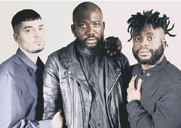 ??  ?? 0 Above, Young Fathers. Top, Tracyanne Campbell