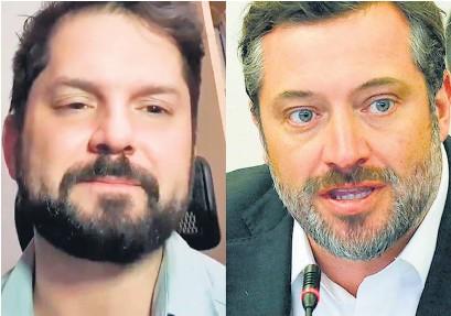 ??  ?? Gabriel Boric y Sebastián Sichel fueron elegidos candidatos para las elecciones del 21 de noviembre.