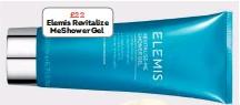 ??  ?? £22 Elemis Revitalize Me Shower Gel