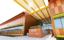 ??  ??  In May, the Advanced Technology Research Council opened its HQ in Masdar City