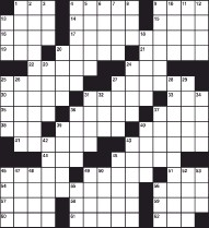 ??  ?? Created by Jacqueline E. Mathews Saturday's Puzzle Solved 3/8/21