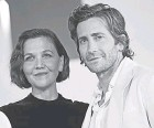 """?? GETTY IMAGES ?? Jake Gyllenhaal attends the premiere of his sister Maggie's """"The Lost Daughter"""" in Venice."""