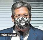 ??  ?? Peter Kaiser