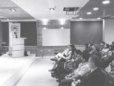 ??  ?? La Jornada de Cardiología se llevó a cabo en el Hospital Regional de Talca, centro de referencia nacional en esta materia.