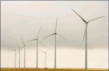 ?? Calgary Herald Archive ?? Wind power producers in alberta are cashing in on renewable energy credits as electricity prices remain soft.