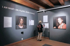 ?? PICTURE: NIGEL PAMPLIN ?? 'I am What I am', an exhibition at the Iziko Slave Lodge in Cape Town, aims to create awareness around the stigma related to sex work through the experiences of sex workers.