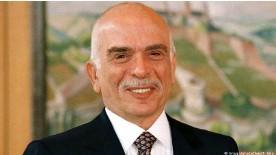??  ?? König Hussein - Vater von König Abdullah und Prinz Hamsa - starb 1999. Er und sein Sohn Hamsa standen sich nah.