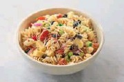 ?? COURTESY, MIO COALITION ?? Perk up your pasta salad game with Made in Oklahoma ingredients.