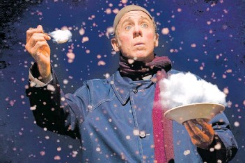 ??  ?? Wolfe Bowart stars in Cloud Soup which is part of 2019's Awesome Festival.