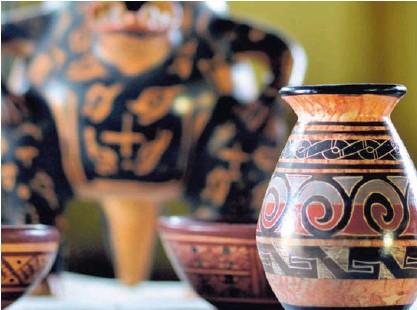 ?? MINISTERIO DE CULTURA PARA LA NACION. ?? La cerámica chorotega es uno de los legados culturales más antiguos de Costa Rica. Su manufactura comenzó hace 4.000 años.