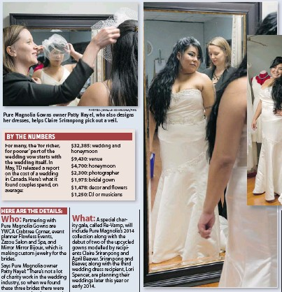 Pressreader Vancouver Sun 2013 10 02 Upcycling Wedding Dresses