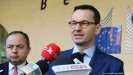??  ?? Polish Prime Minister Mateusz Morawiecki signed the Baltic Pipe Project in 2019