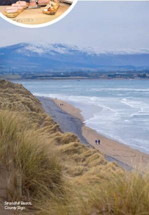 ??  ?? Strandhill Beach, County Sligo.