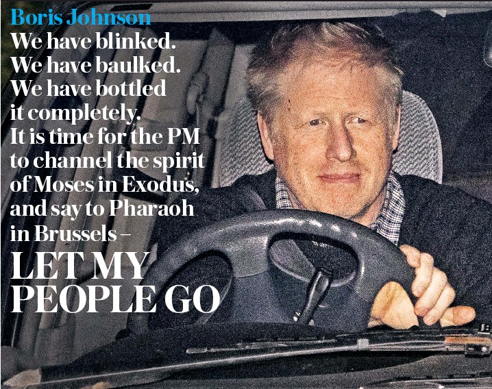 Image result for telegraph let my people go