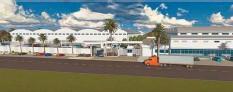 ??  ?? Zona industrial de Galapa.