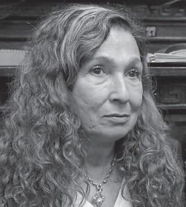 ??  ?? VOCERA. La legisladora Patricia Fadel es la presidenta de la junta electoral opositora.