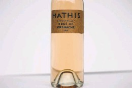 ?? Esther Mobley / The Chronicle ?? Mathis 2019 rosé of Grenache from Sonoma Valley is classic Provencal.