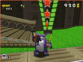 ??  ?? » [Dreamcast] Despite Big's relatively low number of series appearances, he retains a cult fan following.