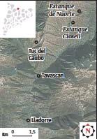 ?? LA VANGUARDIA ?? Km 0 1,5 FUENTE: Google Maps