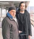 ?? FOTO: DPA ?? Gerhard Wittmann (l.) als Anton Simhandl und Max Simonischek als Lukas Laim.