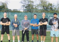??  ?? DEFENDING CHAMPIONS: The reigning Driffield League Division One men's champions are Hackness and Scarborough